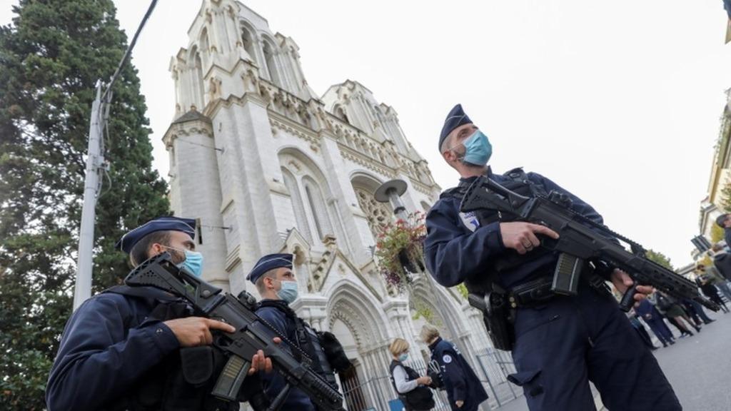теракт в соборе Ниццы