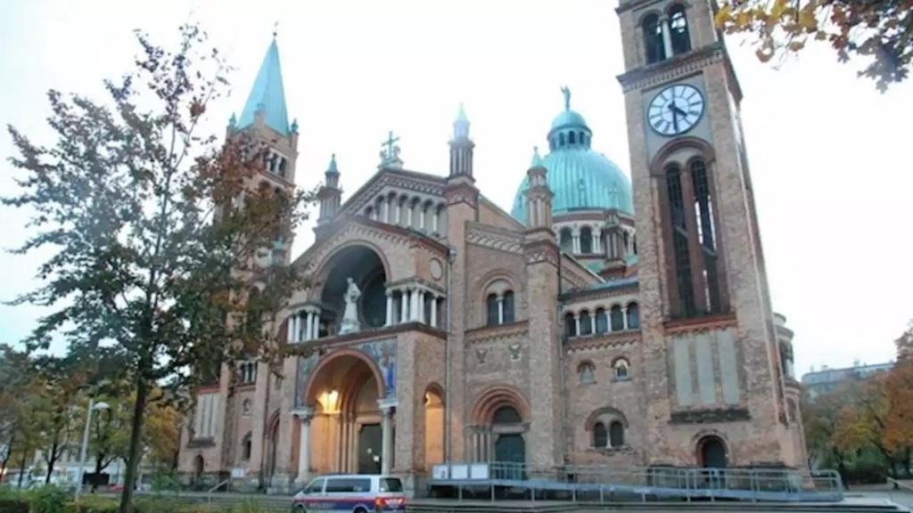 Церковь Святого Антония Падуанского в Вене