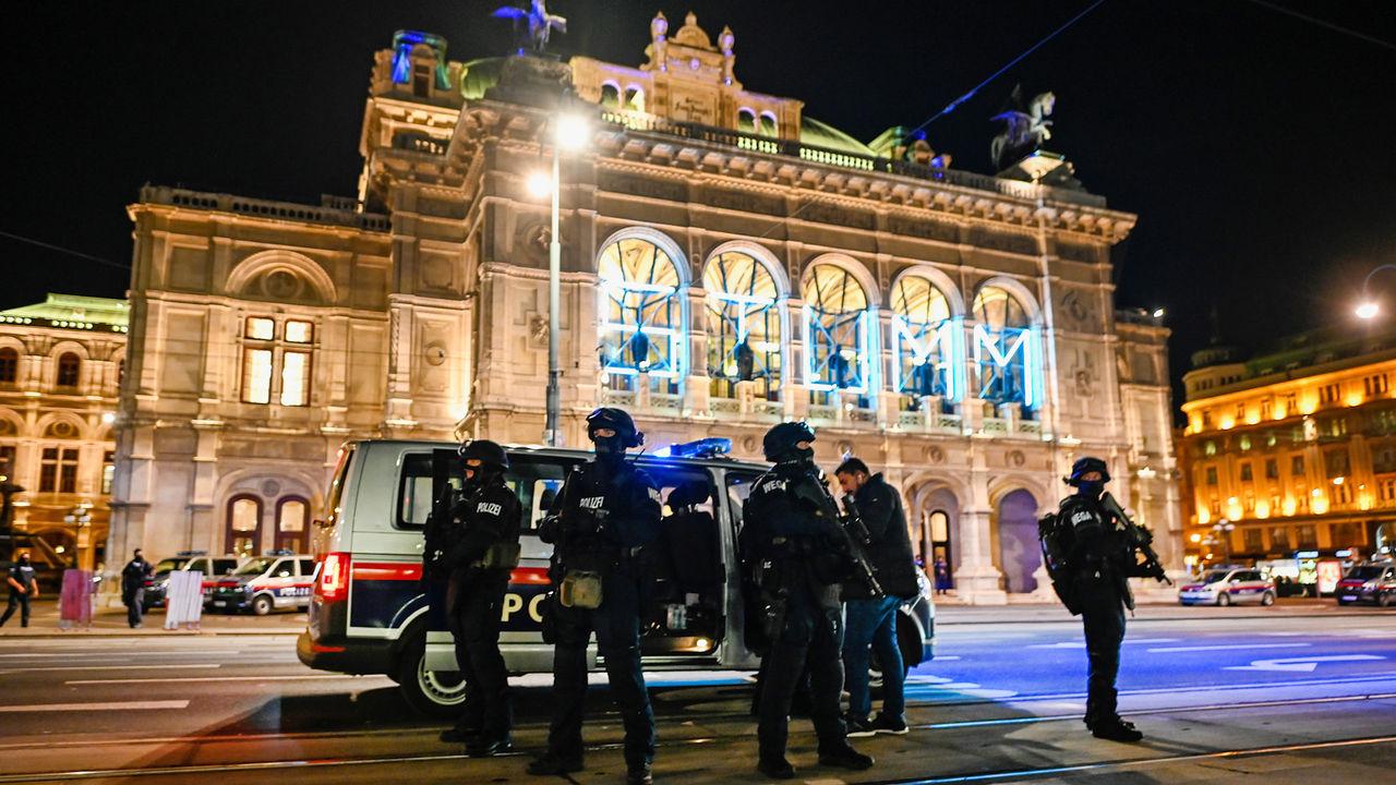 теракт в Вене 2 ноября
