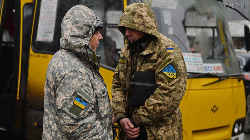 Боевиков ВСУ уличили в попытке вывоза крупного арсенала из Зайцево в Одессу