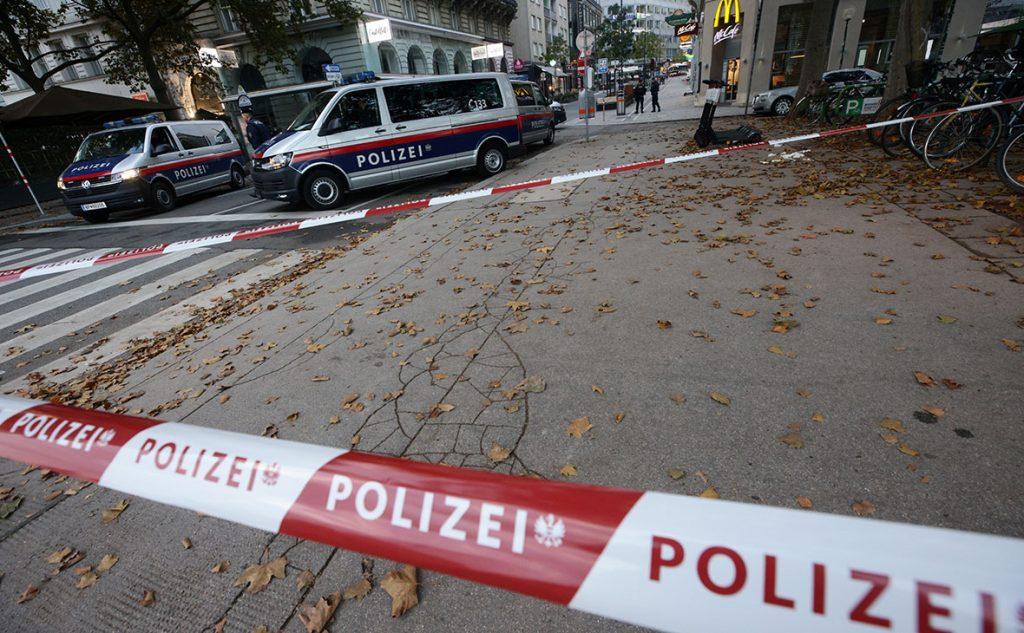 Власти Ирана осудили теракт в столице Австрии