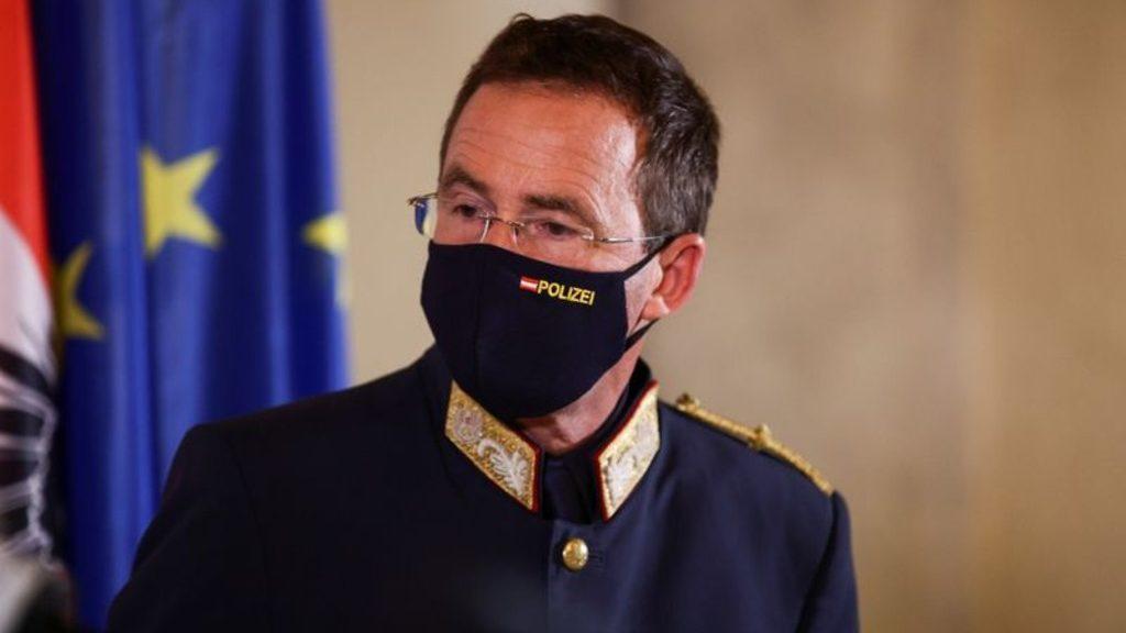 начальник полиции Вены Герхард Пюрстль