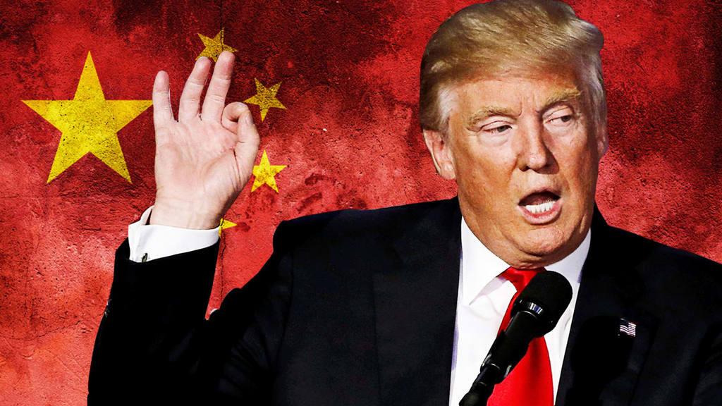 Трамп против усиления Китая