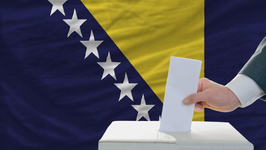 выборы в Боснии и Герцеговине