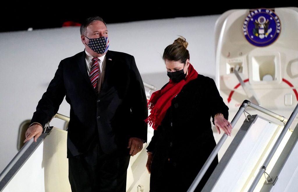 Глава Госдепа уверен в прочности отношений США и Грузии