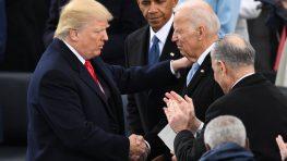 Трамп «дал сигнал начать передачу власти» Байдену