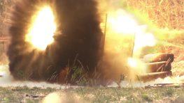 Вместо «фейерверка» раздался взрыв: пострадали трое детей