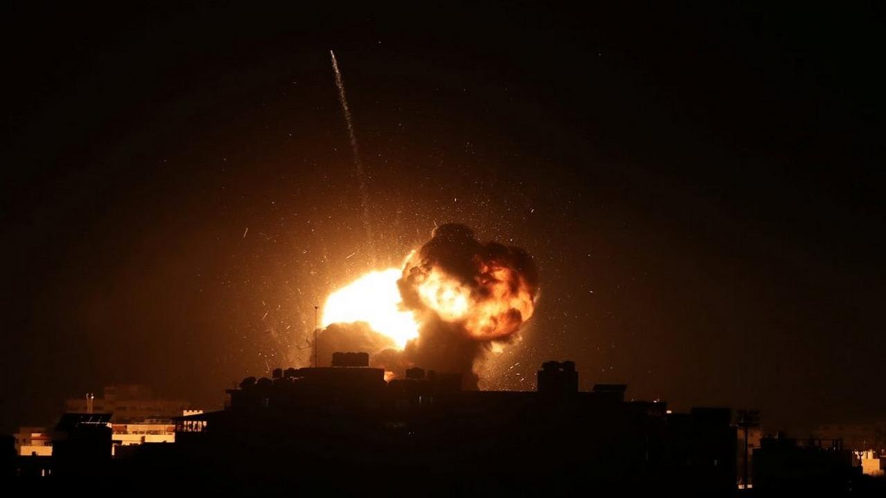 ВВС Израиля атаковали позиции армии Cирии впровинции Дамаск