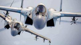 Очередные истребители Су-35С поступили в ВКС России