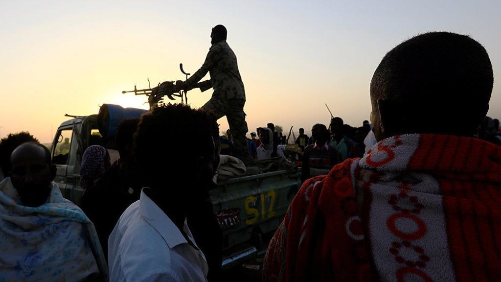 вооруженный конфликт в Тыграе, Эфиопия