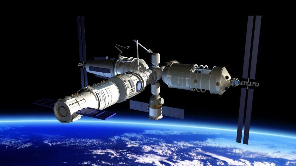 РКК «Энергия» анонсировала создание российской орбитальной станции