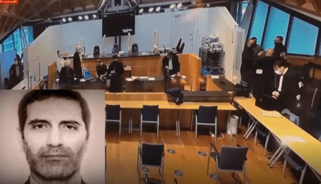 В Бельгии судят иранского дипломата по обвинению в терроризме