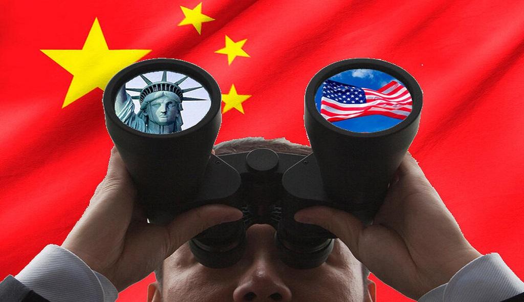 китайский шпионаж в США