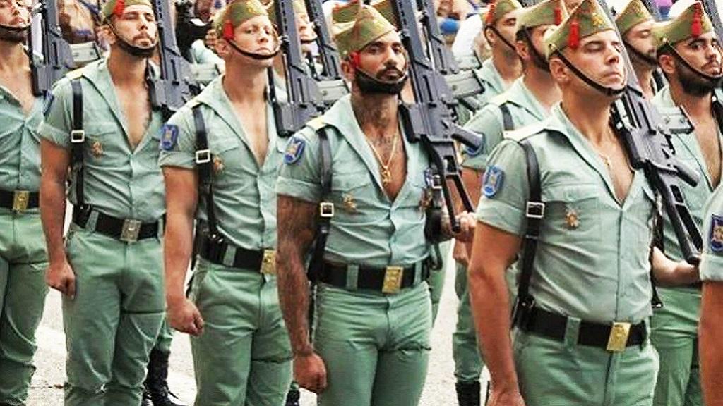 легион армии Испании