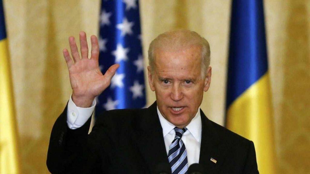 Украина ждёт поставку оружия из США после «воцарения» Байдена