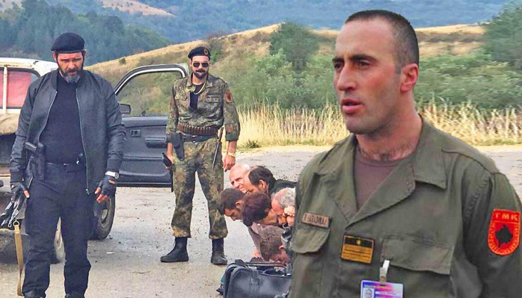 Палач Харадинай назвал себя «ангелом божьим» в войне с Сербией