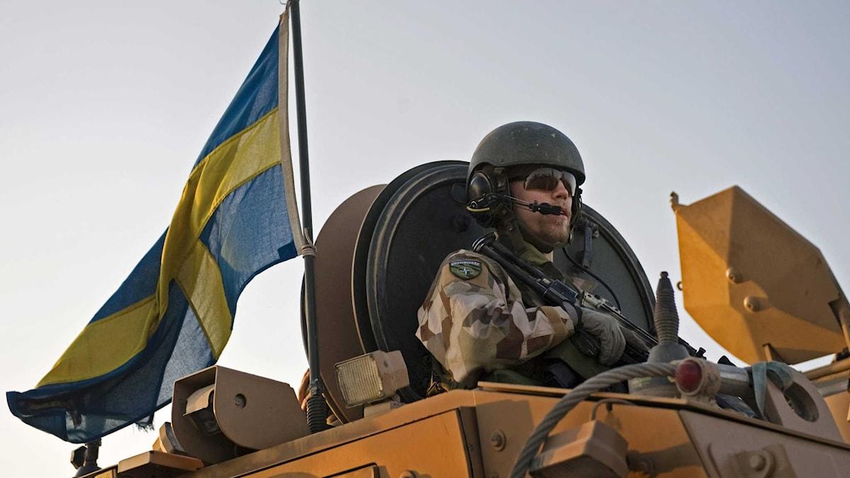 войска Швеции