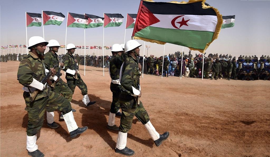 Фронт ПОЛИСАРИО из Западной Сахары