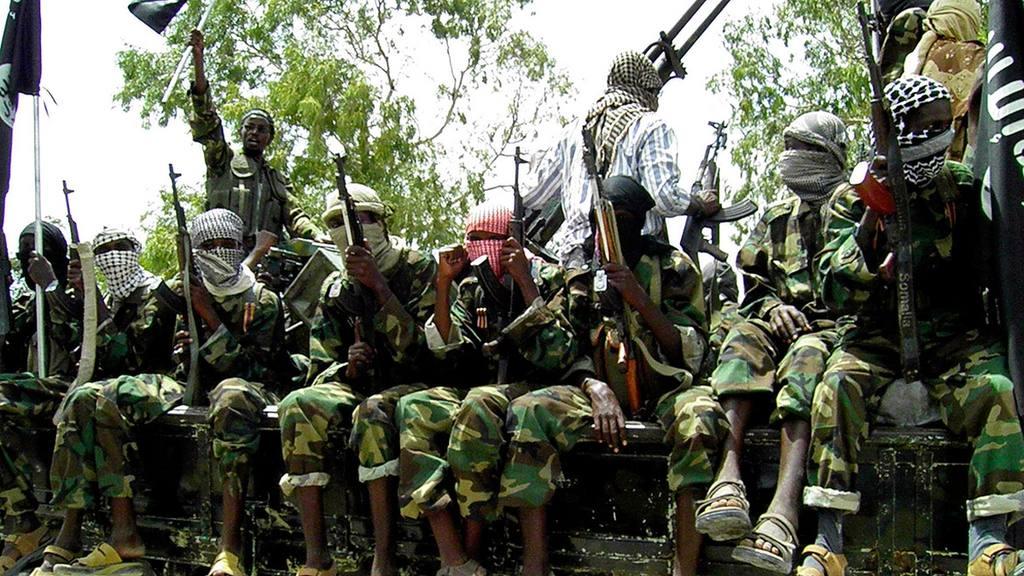 террористы Боко Харам в Нигерии