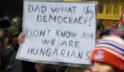 Венгерская демократия