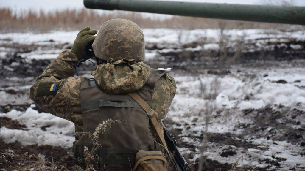 В Киеве сообщили о раненых под Горловкой боевиках ВСУ