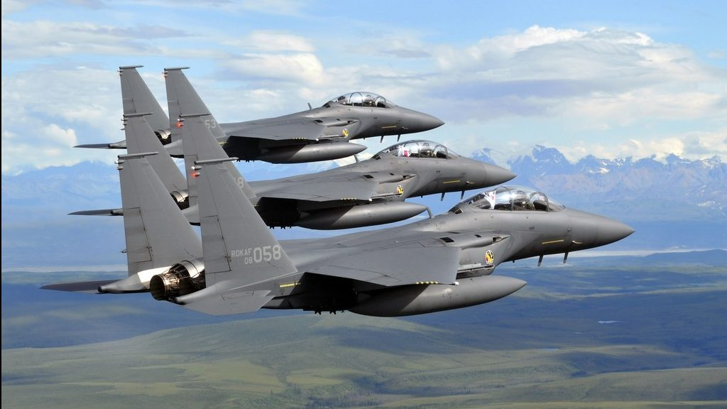 Южная Корея подняла авиацию на перехват китайских самолетов