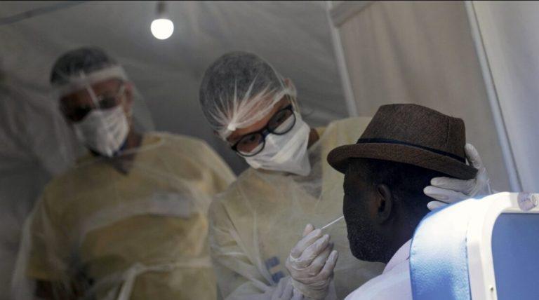 коронавирус в Южной Африке