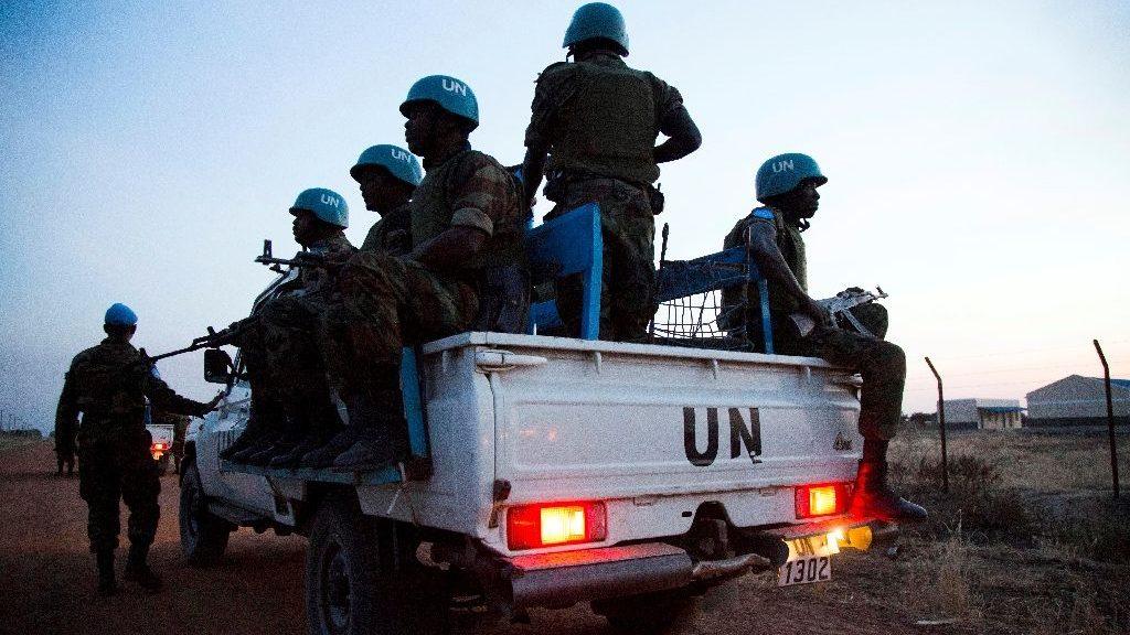 миротворцы ООН в Африке