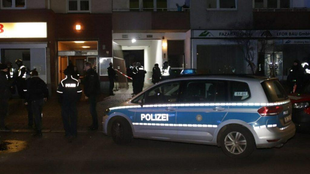 стрельба в Кройцберге, Берлин