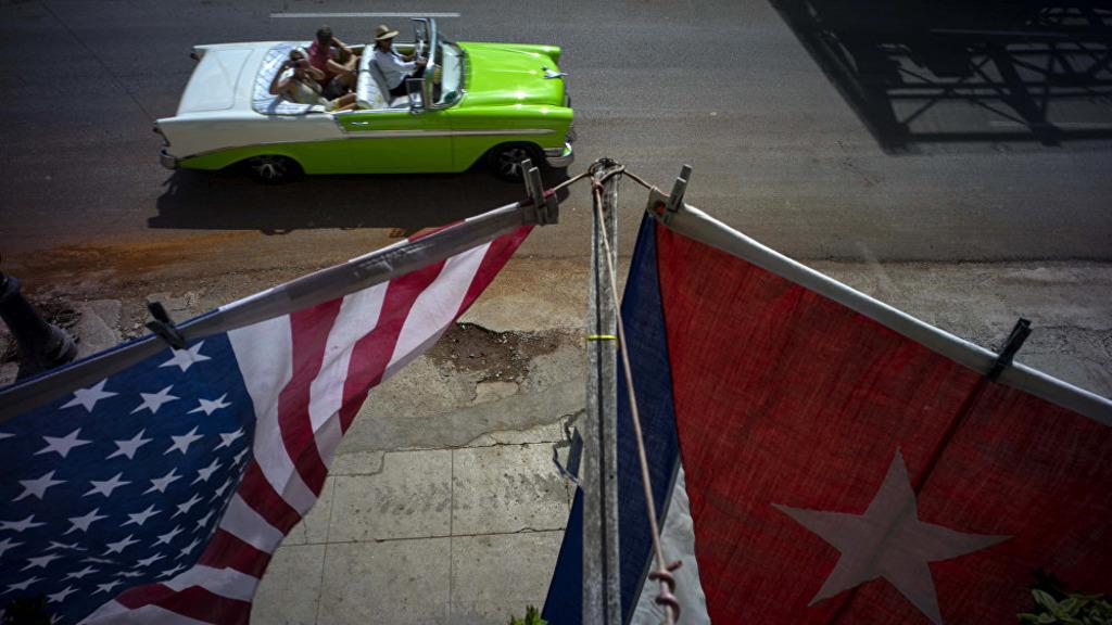 санкции США против Кубы