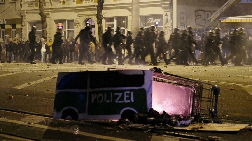 погром в Вене на новогоднюю ночь