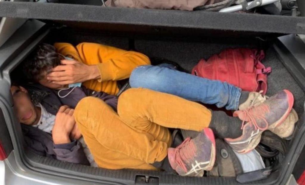 На Закарпатье пойман украинский поставщик сирийских нелегалов в Венгрию
