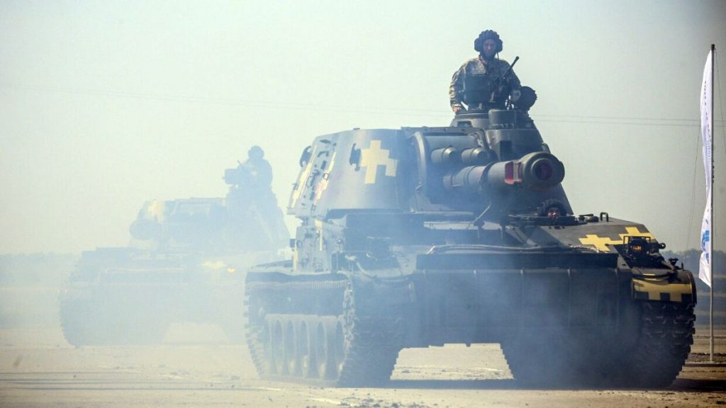 Украина закупила у Польши осколочно-фугасные снаряды из Болгарии для ВСУ
