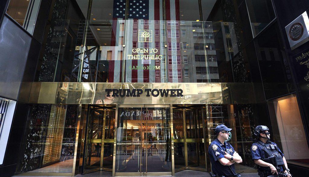 Нью-Йорк разрывает контракты с Trump Organization