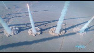 военные ракетные учения Ирана 15-16 января 2021