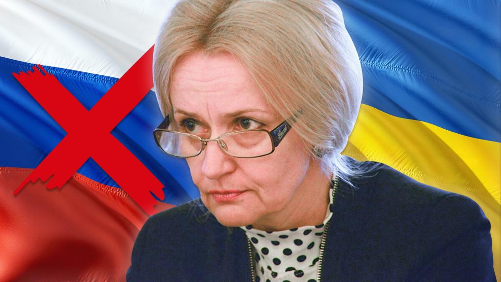 Пропагандист-русофобка Фарион готова депортировать русских Украины «к Путину»