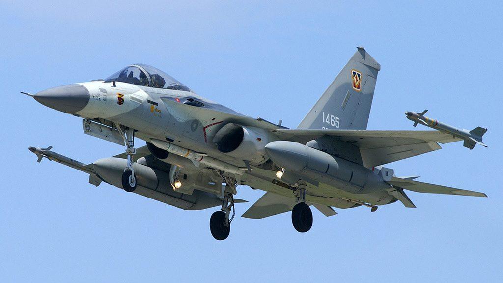 военная авиация Тайваня