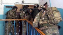 Сотрудники ФСБ разгромили ячейку террористов в Калужской области