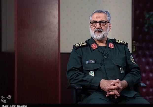 иранский бригадный генерал Аболфазл Шекарчи