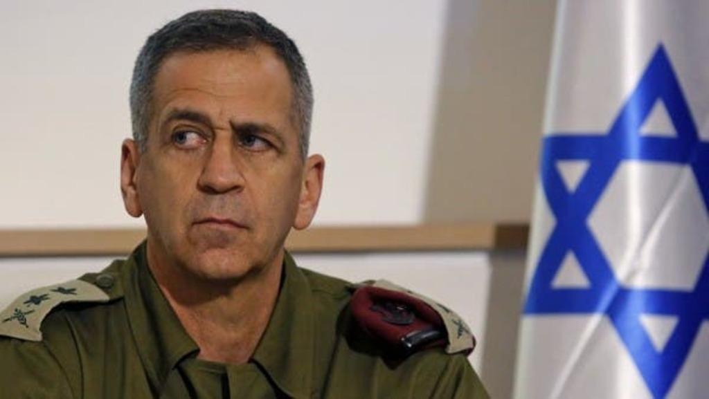 израильский генерал-лейтенант Авив Кохави