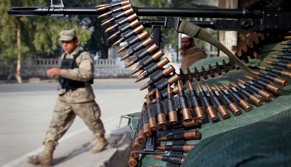 нападение в Афганистане на судей