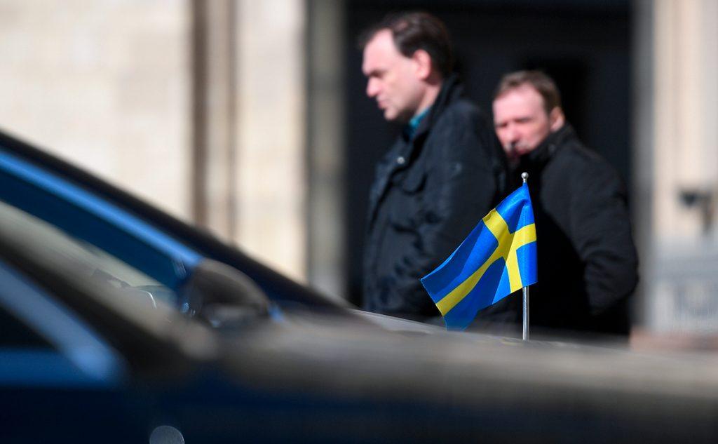 МИД России: Москва высылает троих европейских дипломатов за участие в митингах