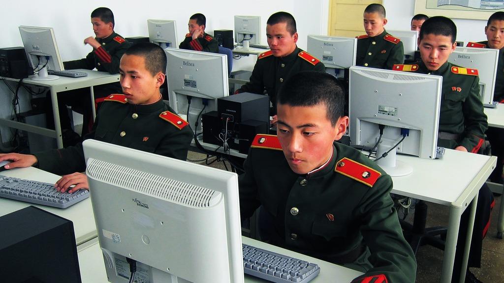 хакеры Северной Кореи