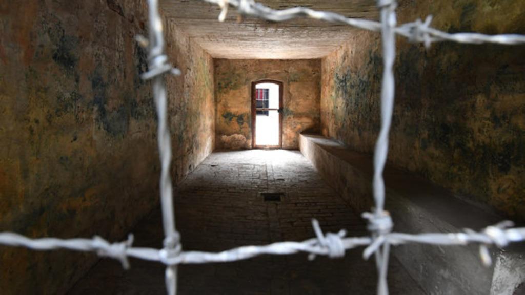 нацистский концентрационный лагерь