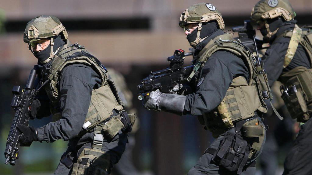 Секретность подвела: в США спецназ из Германии приняли за террористов