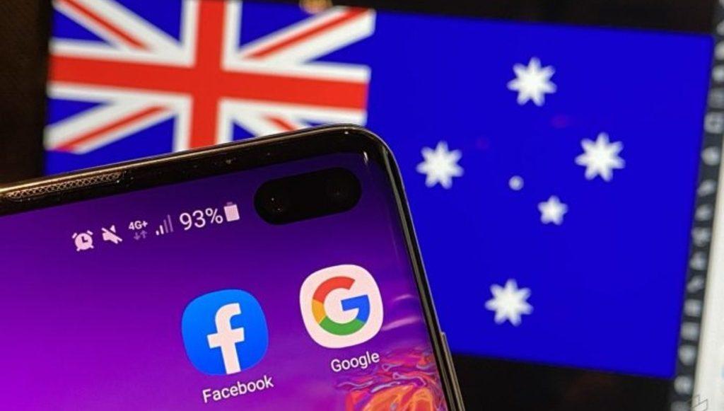 власти Австралии поспорили с Facebook и Google из-за новостного контента