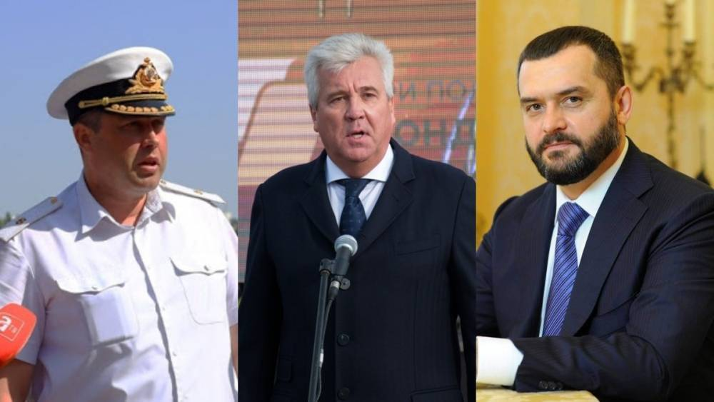 Совбез Украины ввел санкции против десяти военных, обвинив их в предательстве
