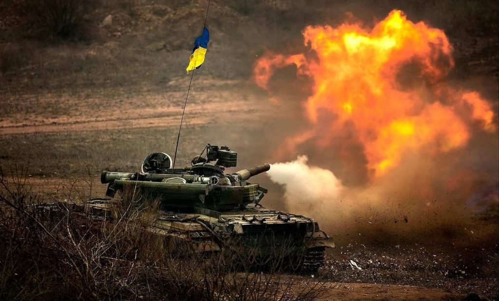 Киев заговорил о горячей фазе войны против Донбасса