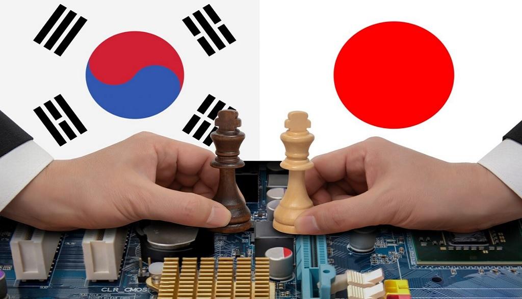 торговая война Южной Кореи и Японии из-за исторического спора
