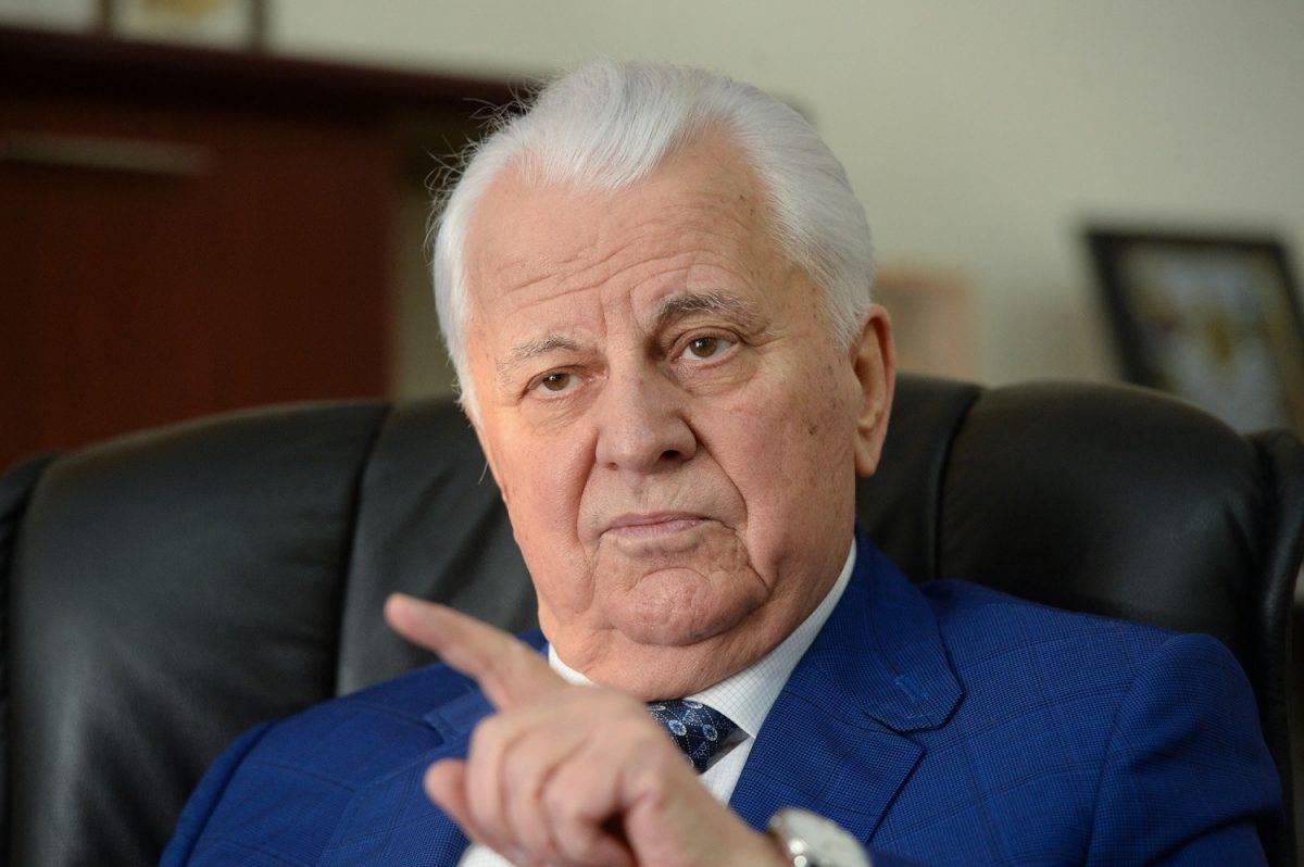Кравчук заявил, что Украина готова «набить морду»